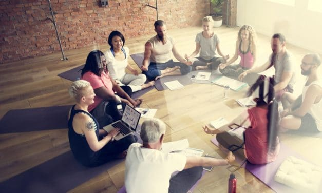 5 Reasons To Try Group Meditation